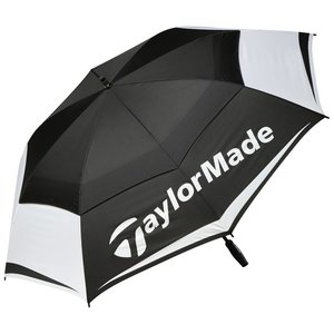 """TaylorMade TaylorMade 64"""" Double Canopy Golf Umbrella"""