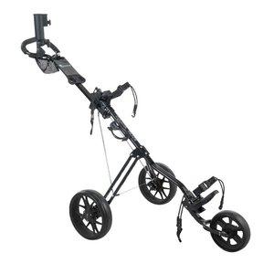 Cougar Cougar Track Golftrolley - Zwart