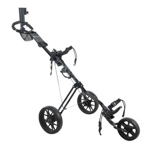 Cougar Track Golftrolley - Zwart