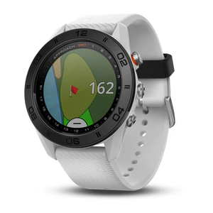 Garmin Garmin Approach S60 GPS Golf Watch - White