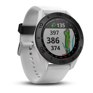 Garmin Approach S60 GPS Golfhorloge - Wit