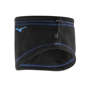 Mizuno Breath Thermo Nekwarmer - Zwart