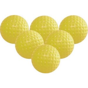 Longridge 30% Distance Golfballen  6 stuks- Geel