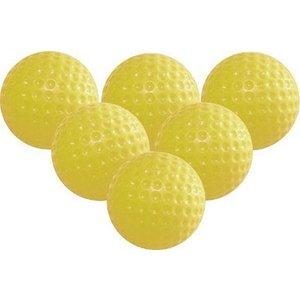 Longridge Longridge 30% Distance Golfballen  6 Pieces - Yellow