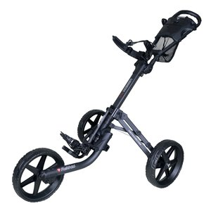 FastFold FastFold Mission 5.0 Golftrolley - Mat Charcoal