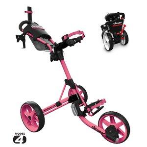Clicgear Clicgear 4.0 Golftrolley 2019 - Soft Pink
