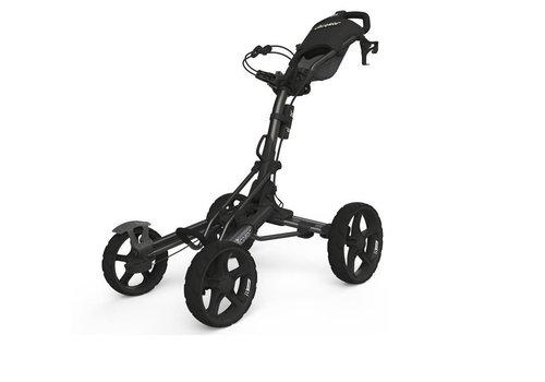 4-wiels golftrolleys