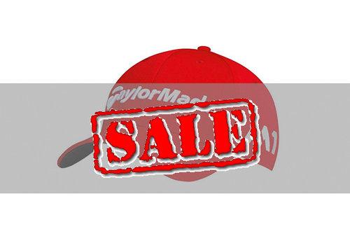 SALE golfcaps en visors