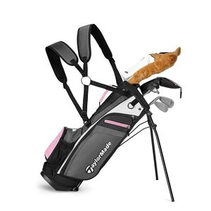 TaylorMade TaylorMade Rory 4-Plus 8-Piece Junior Golf Set - 2019 (Girls 4-7 Years)