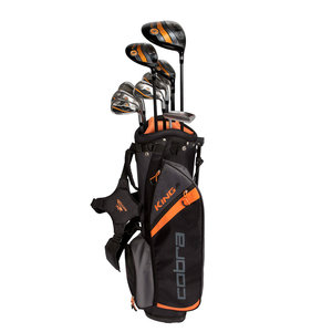 Cobra King Junior 9-delige Golfset 2019  (Unisex 7-9 jaar)