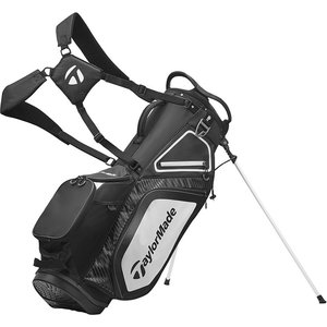 TaylorMade TaylorMade Pro Stand 8.0 Standbag 2020 - Zwart Wit Charcoal