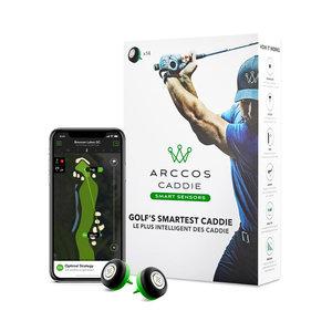 Arccos Caddie Smart III Sensoren (Set 14 Sensoren)