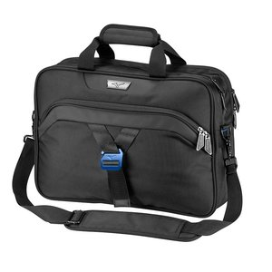 Mizuno Briefcase Laptoptas 2020 - Zwart