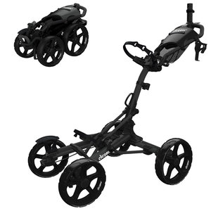 Clicgear Clicgear 8.0+ Golftrolley 2020 - Charcoal