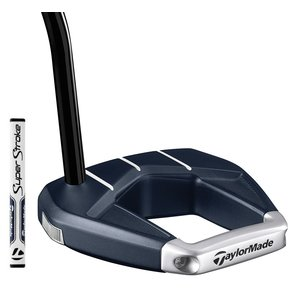 TaylorMade Spider S Single Bend Putter 2020 - Navy
