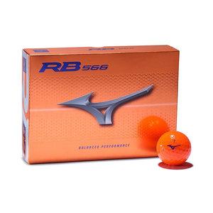 Mizuno Mizuno RB566 Golfballen 2020 - Dozijn / 12 stuks - Oranje