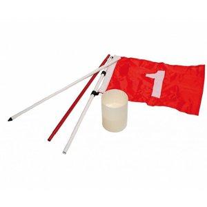 Pure 2 Improve Pure 2 improve Hole With Flag