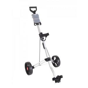 FastFold FastFold Eco 2 Golftrolley - Zilver