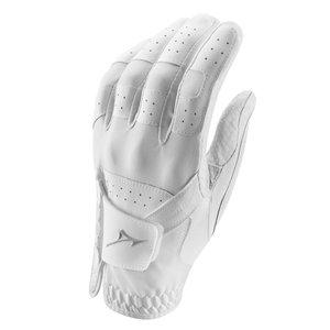 Mizuno Stretch Golfhandschoen Ladies - Wit (Rechtshandige Golfers)