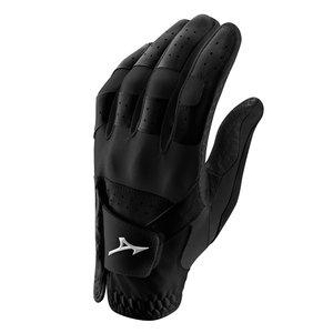 Mizuno Stretch Golf Glove Men - Black (Right-Handed Golfers)
