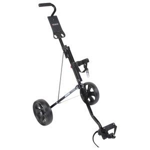 FastFold FastFold Junior 2-Wiels Golftrolley - Zwart