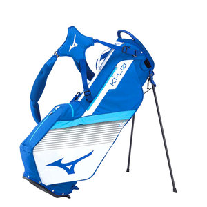 Mizuno K1-LO Ultralight Standbag 2021 - Wit Blauw