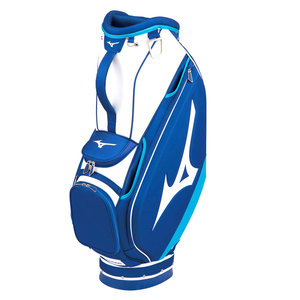Mizuno Mizuno Tour Cartbag  2021 - Blauw Wit