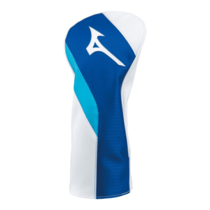 Mizuno Staff Universele Driver Headcover 2020 - Blauw Wit