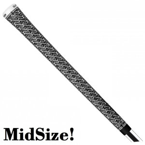 GolfPride Z-Grip MIDSIZE Grip - Black White