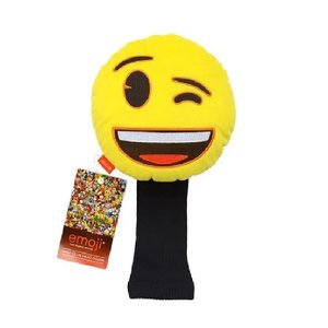 Boston  Universele Emoji Driver & Fairway Wood Headcover