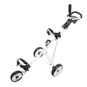 Cougar Track Golftrolley - Wit