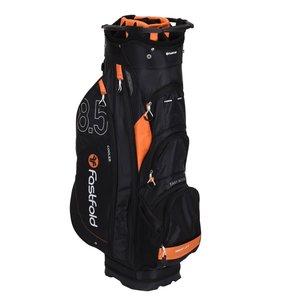 FastFold CB Cartbag - Zwart Oranje