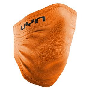 UYN Community Winter Mask Uitwasbaar Mondmasker - Oranje
