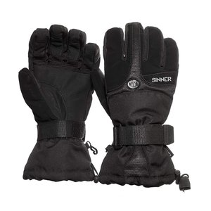 Sinner Everest Handschoenen -- Zwart