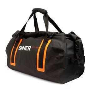 Sinner Sinner Creek Duffelbag Sporttas - Zwart