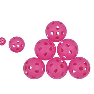 Legend Legend Practice Airballs Golf Balls 9 Pieces - Pink