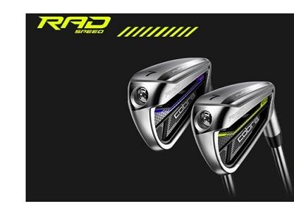 GolfDriverNLCobra-King-RadSpeed-ijzers