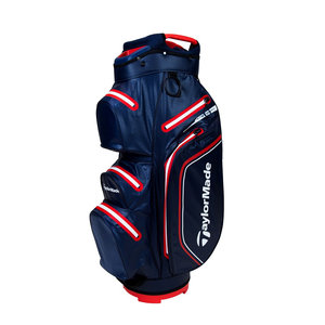 TaylorMade TaylorMade StormDry Waterproof Cartbag 2021 - Blauw Rood