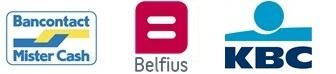 Betaalwijze België - GolfDriver.nl