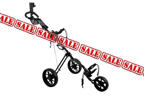 SALE golf trolleys