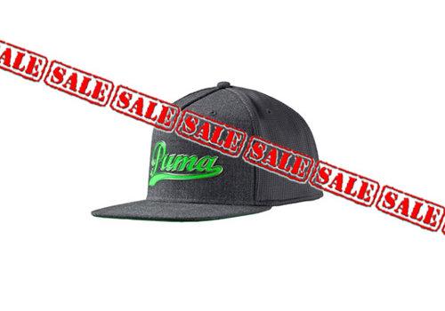 SALE golf caps and visors