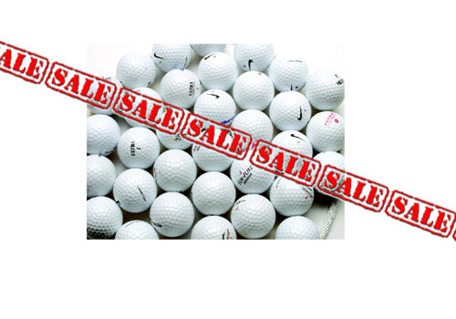 SALE golf balls