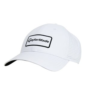 TaylorMade TaylorMade Performance Lite Hat Golf Cap 2021 - Wit