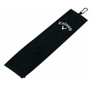 Callaway Callaway Tri-Fold Golf Towel - Black