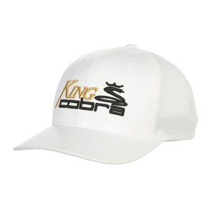 Cobra King Trucker Cap 2020 - Wit
