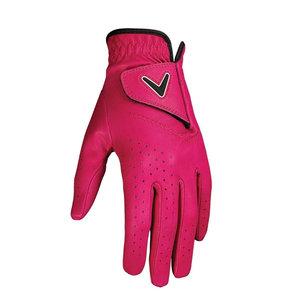 Callaway Callaway Opti-Color Ladies Glove - Pink (Right handed Golfers)