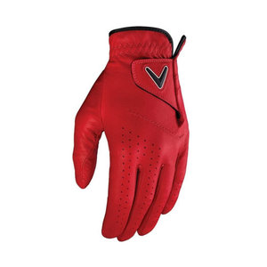 Callaway Callaway Opti-Color Glove - Cardinal Red (Right handed Golfers)