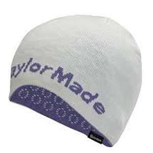 TaylorMade TaylorMade Reversable Ladies Beanie - Wit Paars