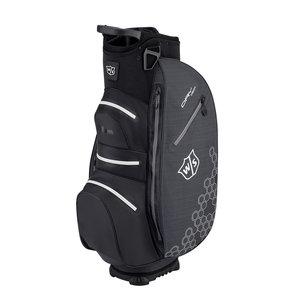 Wilson Wilson Staff Dry Tech II Waterproof Cartbag - Zwart Grijs