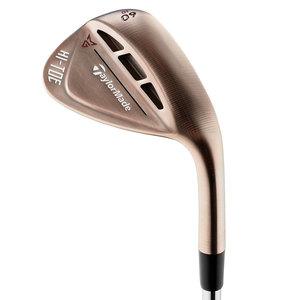TaylorMade TaylorMade Milled Grind Hi-Toe Raw SB Wedge (steel shaft) 2021 - LINKS